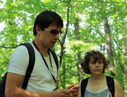 Петровы Наталья и Андрей ищут работу семейной пары
