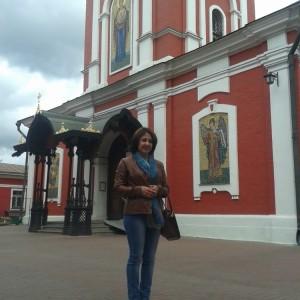 Фото няни Раиса, Россия