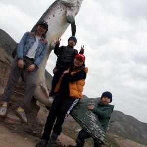 Фото няни Рахат, Алматы