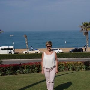 Фото няни Эльвира, Кипр