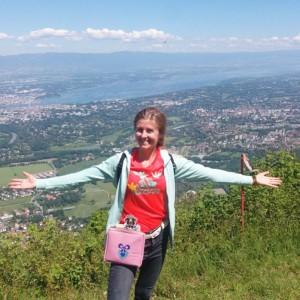 Фото няни Лиза, Женева Живу в Jussy, учусь в CMU