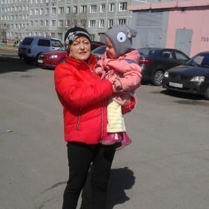 Фото няни Тамара, Россия