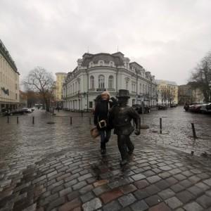 Фото няни Галина, Эстония