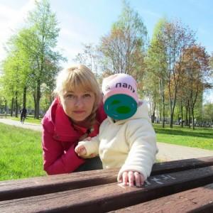 Фото няни Елена, Россия