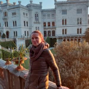 Фото няни Наталья, Италия