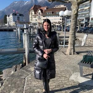 Фото няни Анастасия, Швейцария