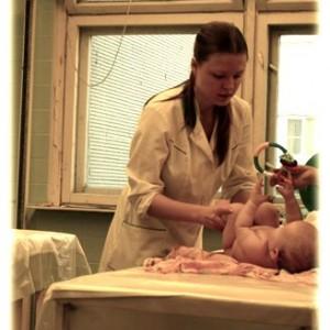 Анна Детский массажист