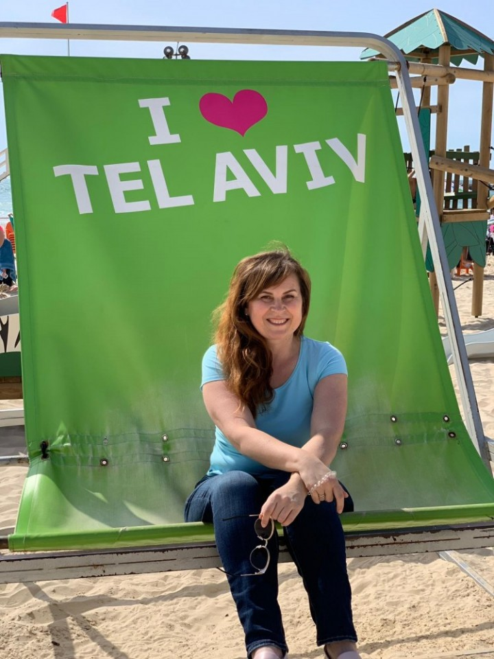 Фото няни Оксана , Тель-Авив