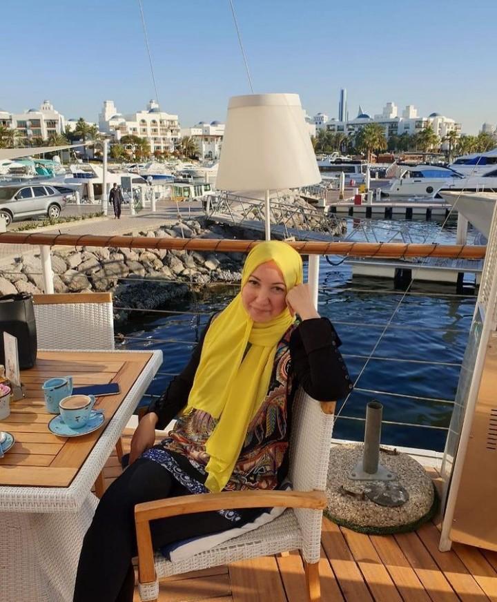 Фото няни Наиля , Дубаи
